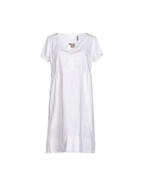 Lola Parker | Женское Белое Короткое Платье