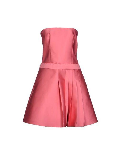 Viktor & Rolf   Женское Розовое Короткое Платье