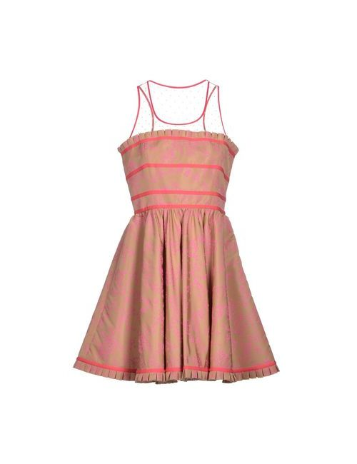 Red Valentino | Женское Короткое Платье