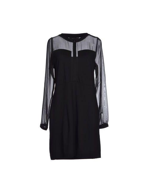 French Connection | Женское Черный Короткое Платье