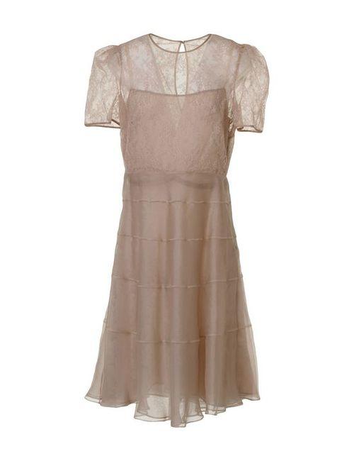 Valentino | Женское Платье До Колена