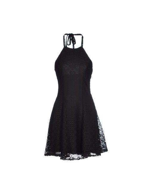 Sooz By Isabel C. | Женское Чёрное Короткое Платье