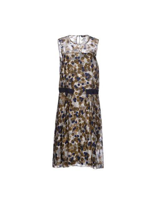 Salvatore Ferragamo | Женское Платье До Колена