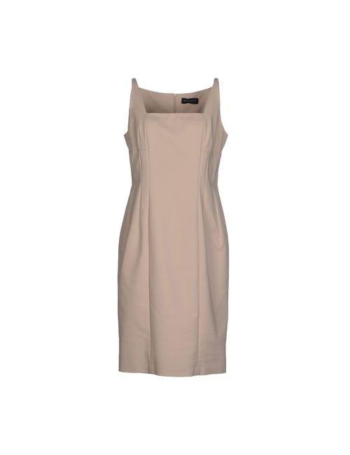 Piazza Sempione | Женское Бежевое Платье До Колена