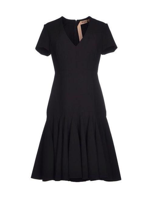 No21 | Женское Короткое Платье