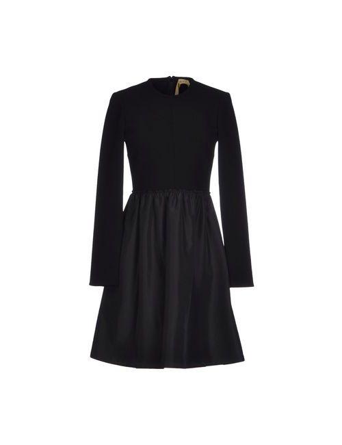 No21 | Женское Черный Короткое Платье