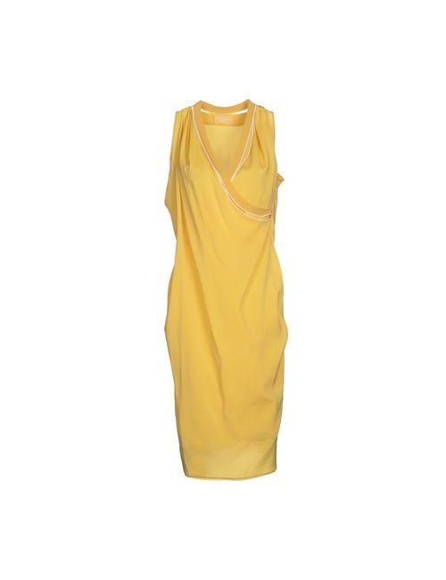 Carlo Contrada | Женское Платье До Колена