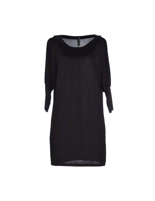 Amy Gee | Женское Чёрное Короткое Платье