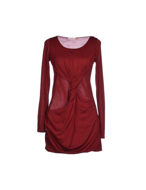 Bruno Manetti | Женское Коричневое Короткое Платье
