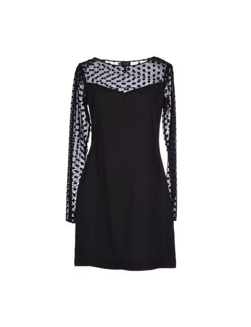 ARMANI JEANS | Женское Черный Короткое Платье