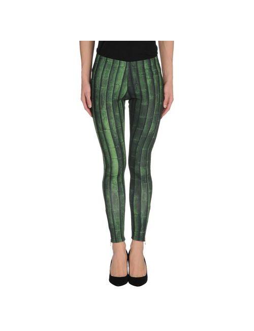 Flage | Женские Зелёные Легинсы