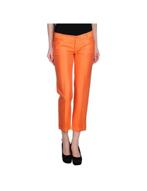 Dsquared2 | Женские Оранжевые Повседневные Брюки