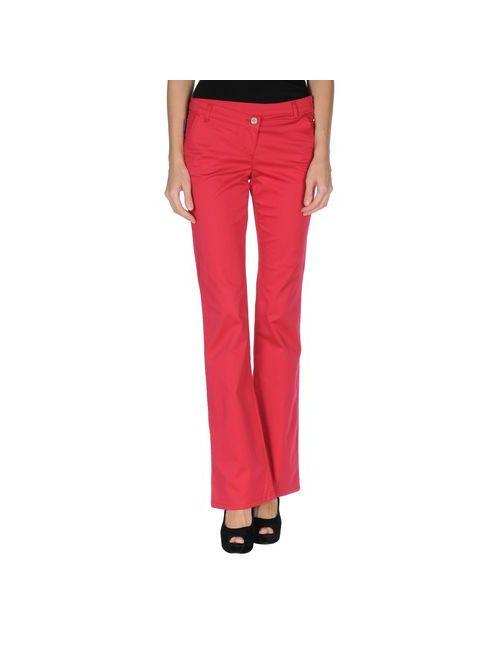Moschino Jeans | Женские Красные Повседневные Брюки