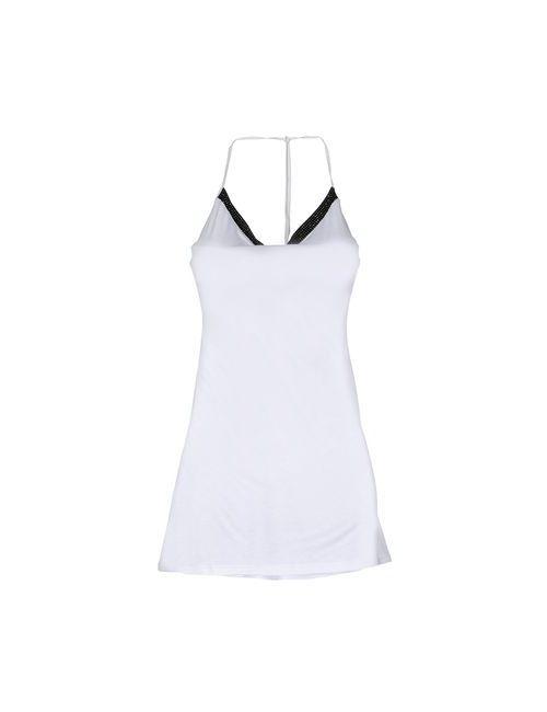 John Richmond Beachwear | Женский Белый Топ Без Рукавов