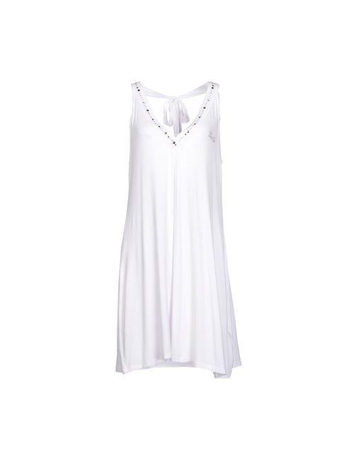 Liu •Jo Beachwear | Женский Белый Топ Без Рукавов