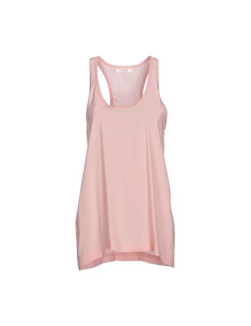 Suoli | Женская Розовая Майка