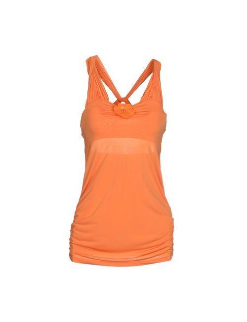 Cristinaeffe Collection | Женский Оранжевый Топ Без Рукавов