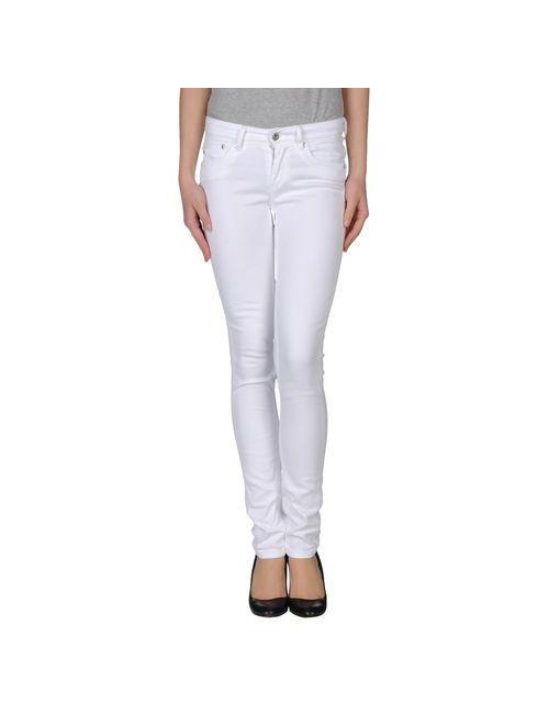 Pepe Jeans | Женские Белые Джинсовые Брюки
