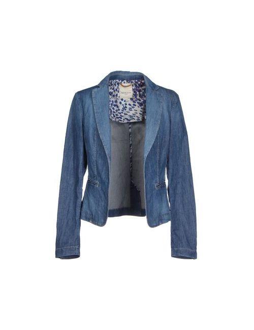Siviglia Denim   Женская Синяя Джинсовая Верхняя Одежда