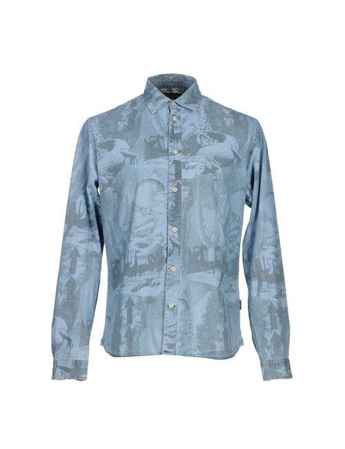 Paul Smith | Мужская Джинсовая Рубашка