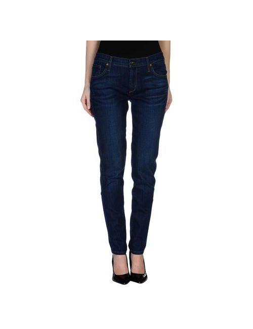 James Jeans | Женские Синие Джинсовые Брюки
