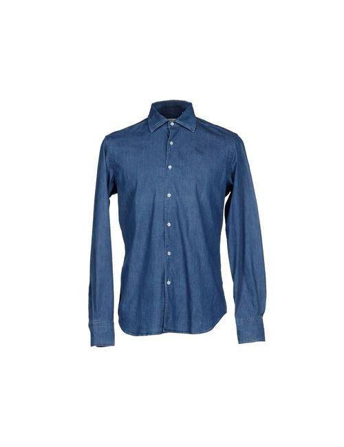 West Coast | Мужская Джинсовая Рубашка