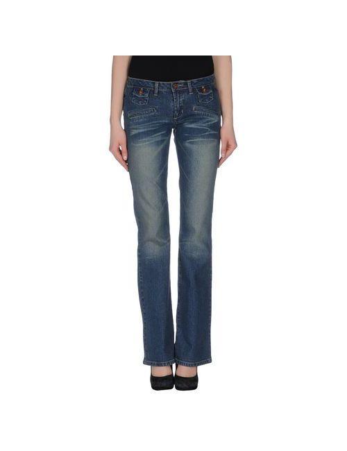 Parasuco Ergonomic Jeans | Женские Синие Джинсовые Брюки