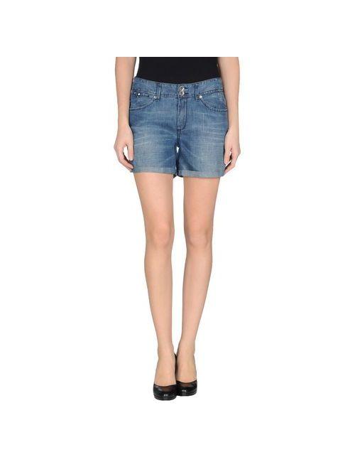 Liu •Jo Jeans | Женские Синие Джинсовые Шорты