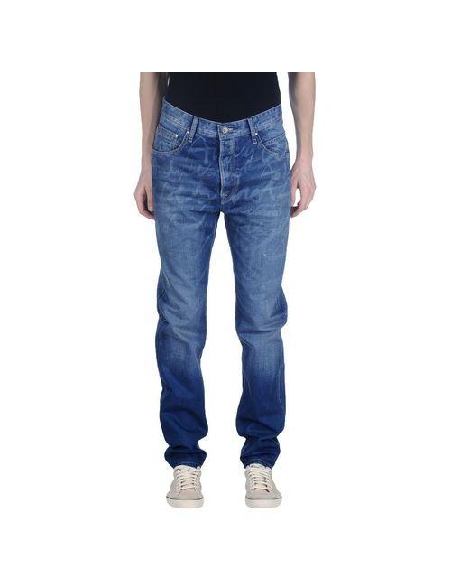 Andy Warhol By Pepe Jeans | Мужские Синие Джинсовые Брюки