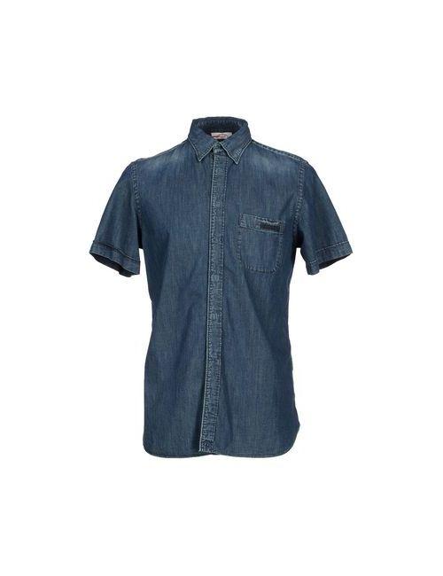 Prada Sport | Мужская Джинсовая Рубашка