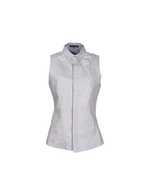 Barbara Bui | Женская Синяя Джинсовая Рубашка