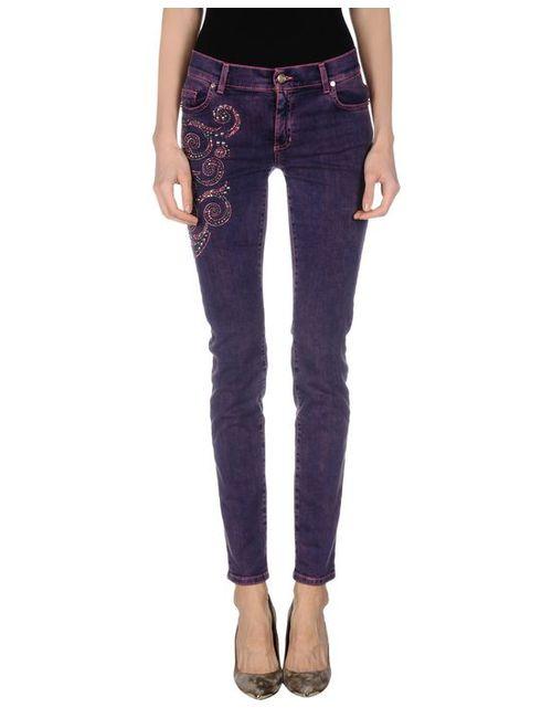 Versace Jeans | Женские Джинсовые Брюки