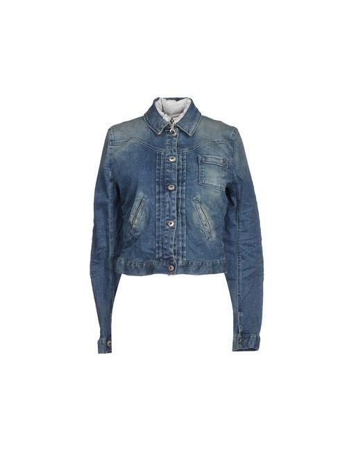 Pepe Jeans | Женская Синяя Джинсовая Верхняя Одежда