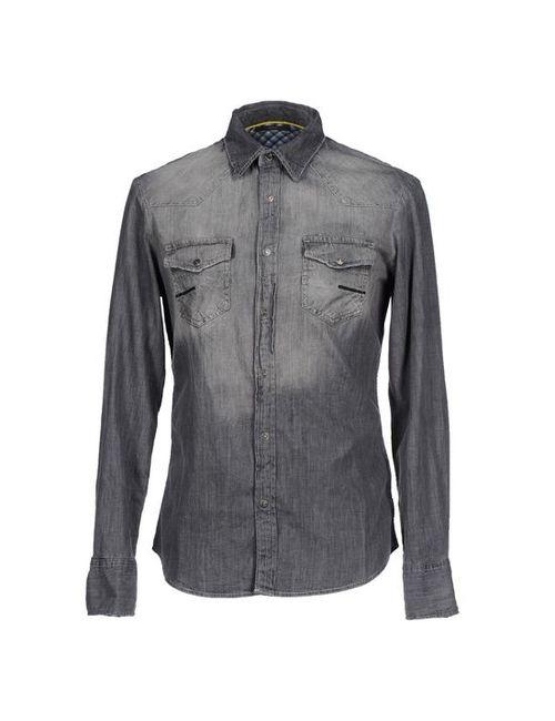 Meltin Pot | Мужская Джинсовая Рубашка