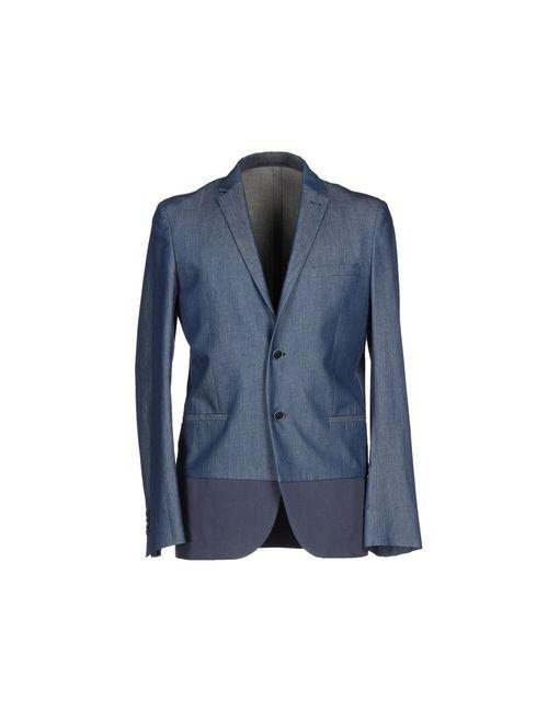 Valentino | Мужская Синяя Джинсовая Верхняя Одежда