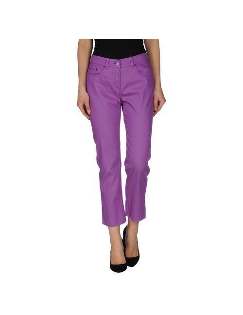 Les Copains   Женские Фиолетовые Джинсовые Брюки