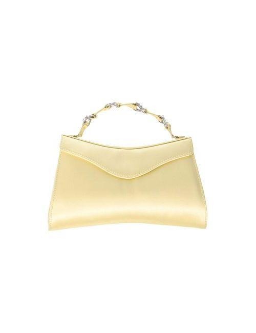 Giuseppe Zanotti Design | Женская Жёлтая Сумка На Руку