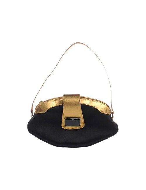 Giuseppe Zanotti Design | Женская Чёрная Сумка На Руку