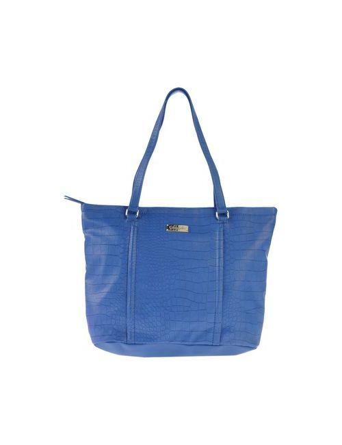 Camomilla | Женская Синяя Сумка На Плечо