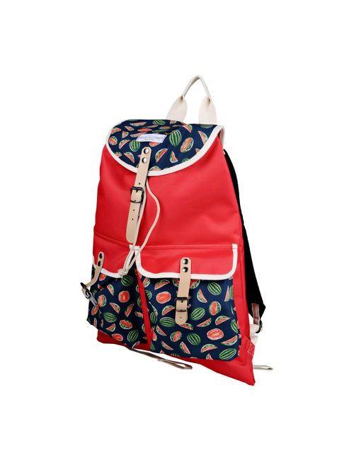 Nati Con La Camicia   Женские Красные Рюкзаки И Сумки На Пояс