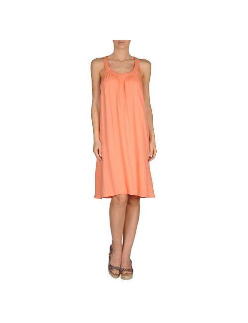 Twin-Set Simona Barbieri | Женское Розовое Пляжное Платье