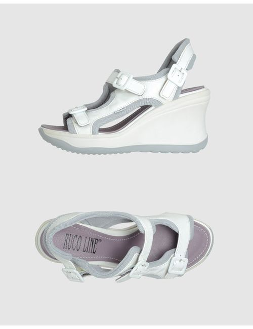 Ruco Line | Женская Обувь На Танкетке