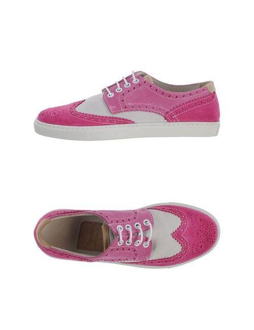 Hyusto | Женская Обувь На Шнурках