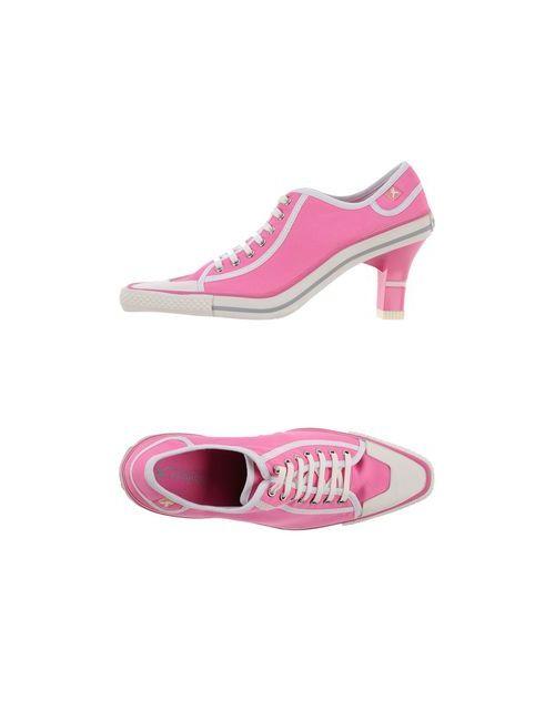Dahos'S | Женская Фиолетовая Обувь На Шнурках