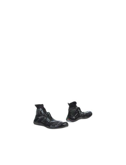 Revolution | Мужские Чёрные Полусапоги И Высокие Ботинки
