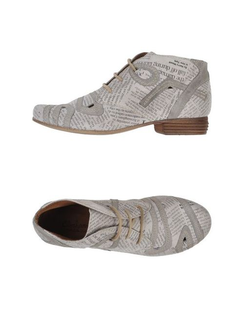 Clocharme | Женская Обувь На Шнурках