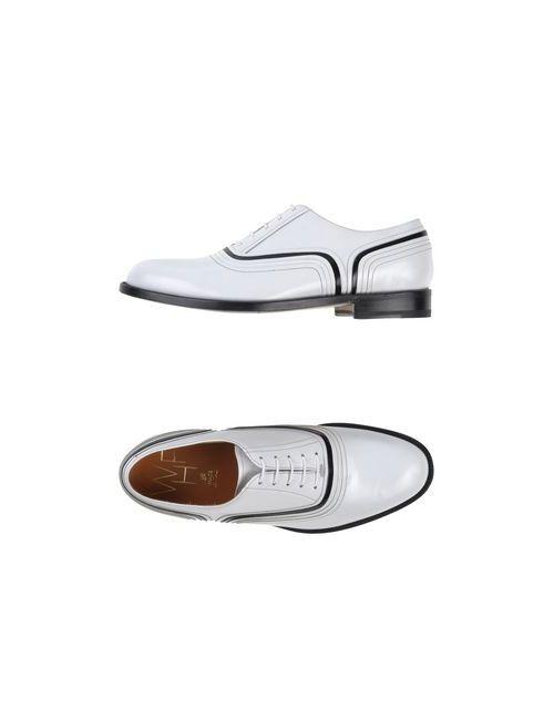 WHF WEBER HODEL FEDER | Женская Белая Обувь На Шнурках