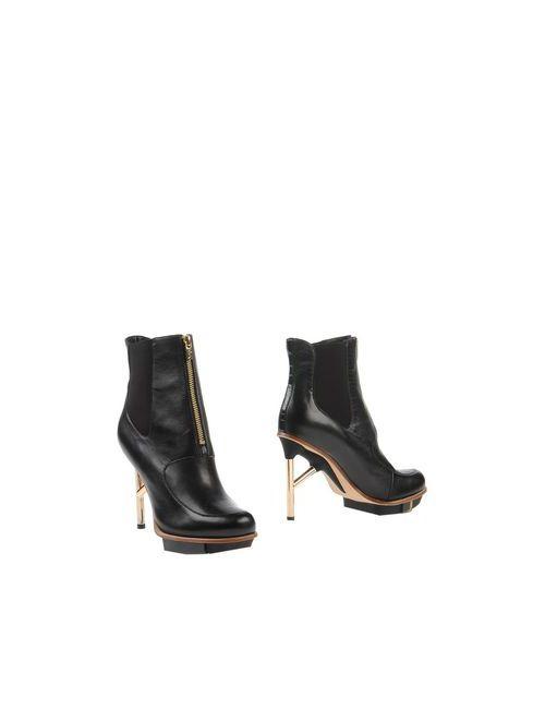 Y-3 | Женские Полусапоги И Высокие Ботинки