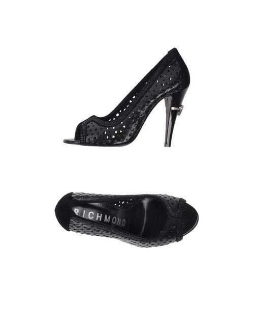 Richmond | Женские Чёрные Туфли