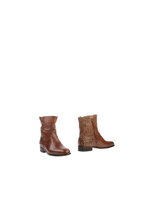 Primabase | Женские Какао Полусапоги И Высокие Ботинки